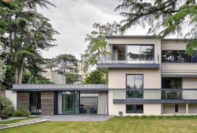 Villa d'architecte de 280m2 à Rennes