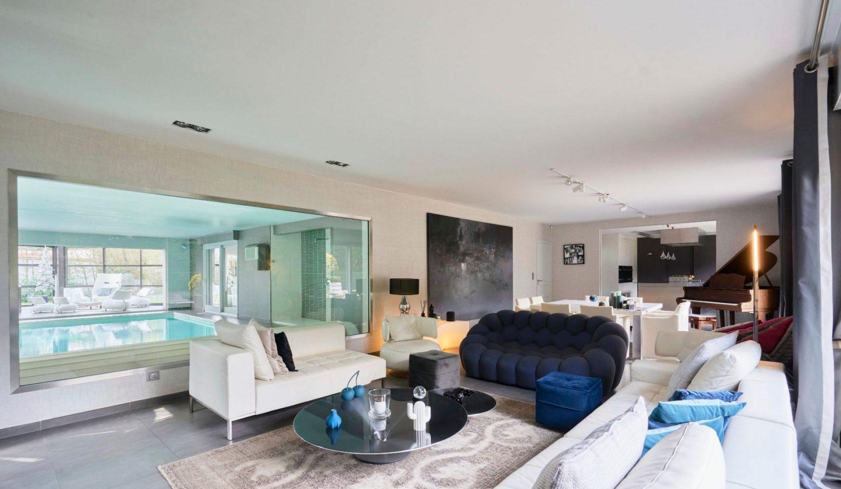 Villa contemporaine à Lens