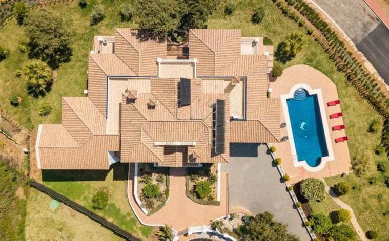 maison luxueuse Marbella